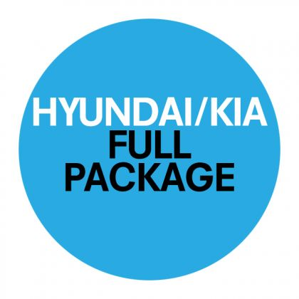 Full Hyundai and Kia Package