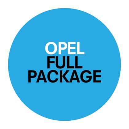 Full Opel Package
