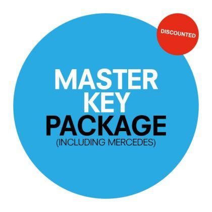 Master Key Package V11