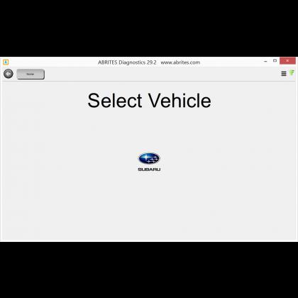 SB001 Subaru Key Programming Function