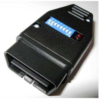 Smart Key Teach-In Key Device via OBDII